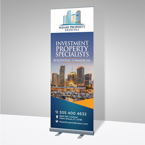 Real Estate Trade Show Booth