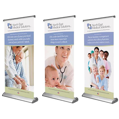 Medical Trade Show Banner
