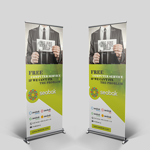 Business Banner Trade Show