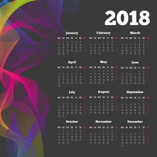 Custom Calendar Design