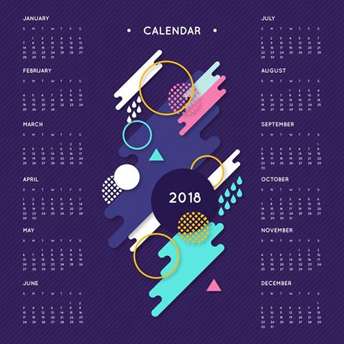 Calendar Design Idea