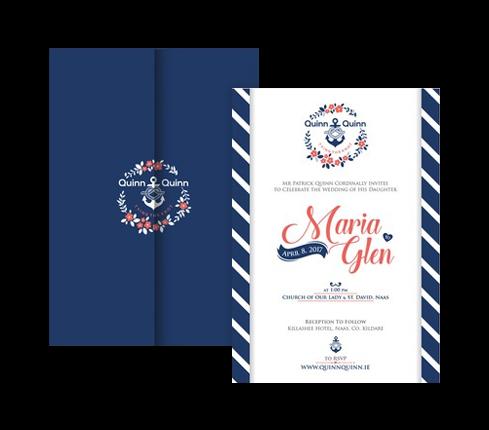 Weddings Invitation Card Design