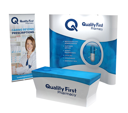 Trade Show Medical Booth Design