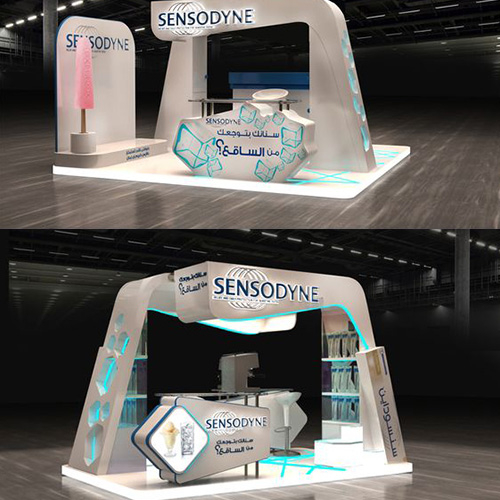 Dental Trade Show Booth Design