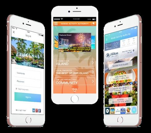 Travel Mobile App Design Company