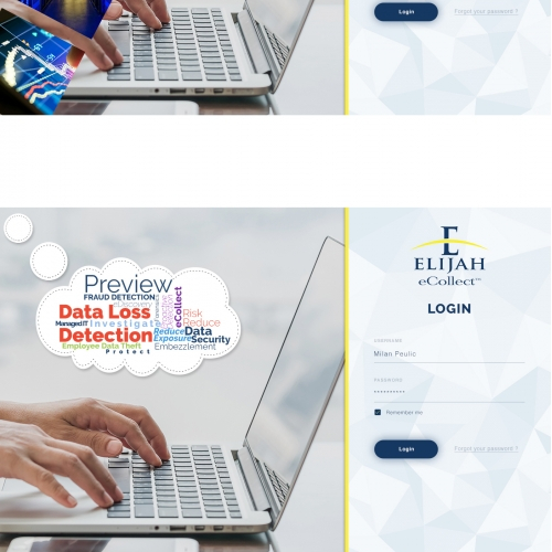 It Consulting Landing Page Design Contest