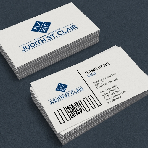 Attorney Law Business Cards