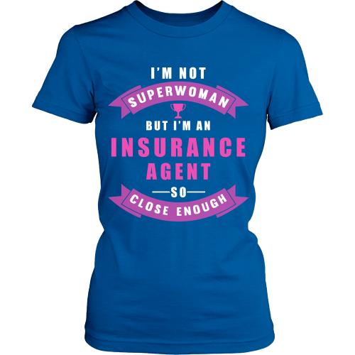 Insurance T Shirt Design