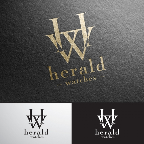 Jewellery Watches Logo Design