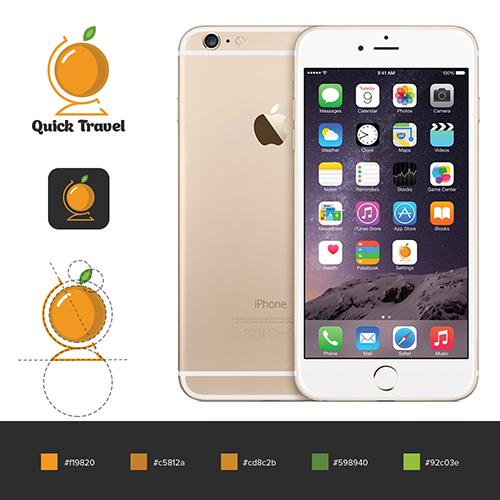 Travel Mobile Apps Design