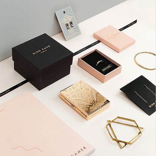 Jewellery Packaging Design