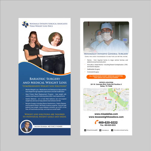 Surgery and Medical Flyer Design Projects