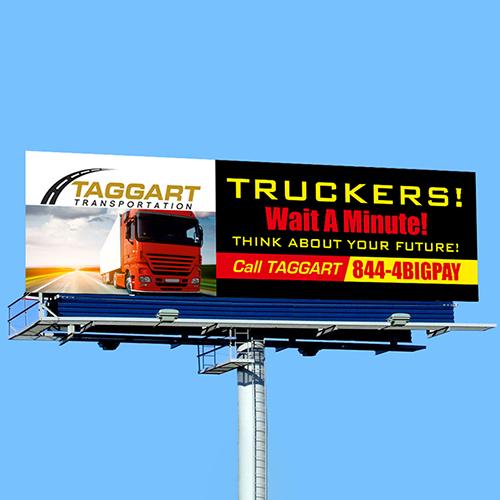 Billboard Trucking