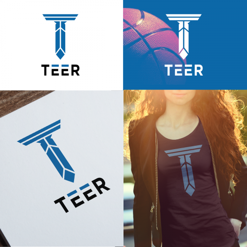Sports College T-shirt Design