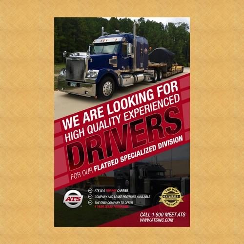 Trucking & Fleet Banners