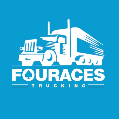 Trucking Poster Design