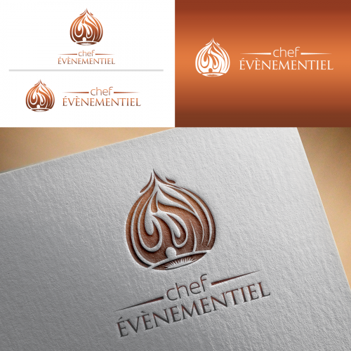 Chef Logo & Business Card Projects