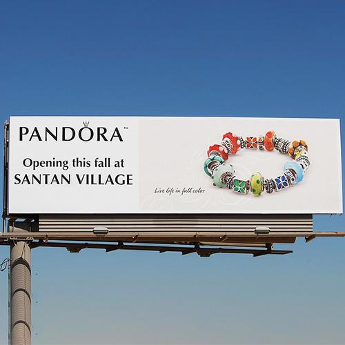 Jewelry Billboard Design