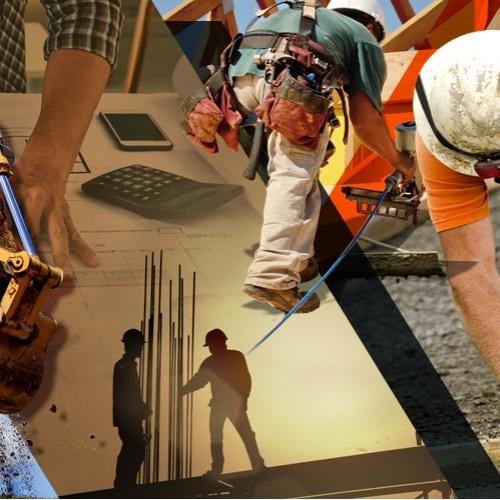 Photoshop Design For Construction Website
