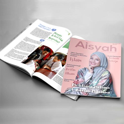 Frontpage Magazine Design