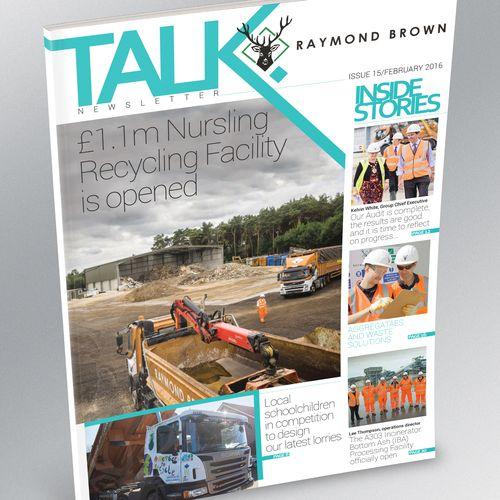 Magazine Cover Designing