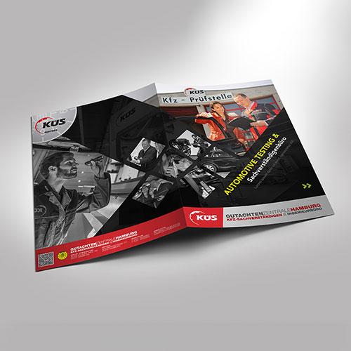 Transportation Brochures Design