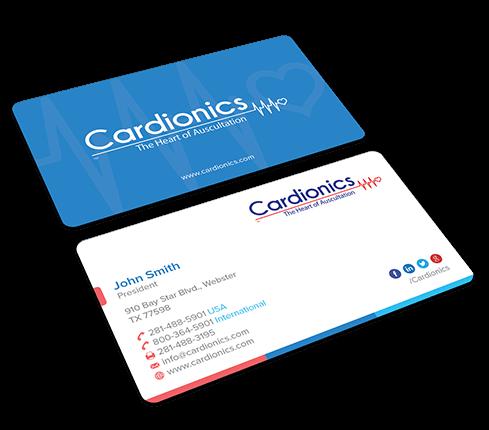 Medical Business Cards Design