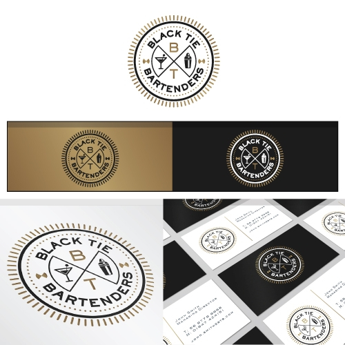 Bar & Nightclub Logo Design