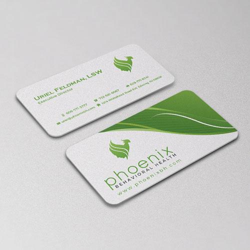 Pharmaceutical Business Card Design