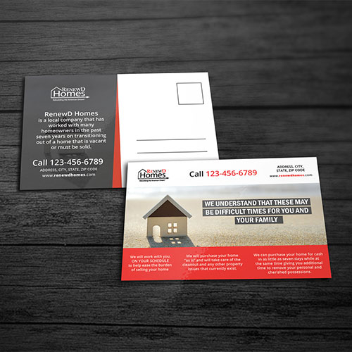 Real Estate Graphic Design & Branding Services