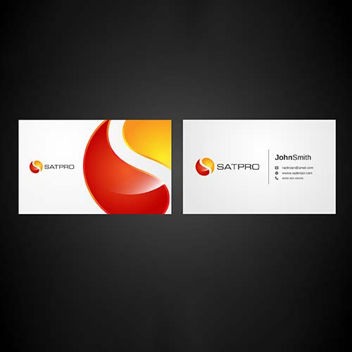 Insurance Business Card Ideas Design