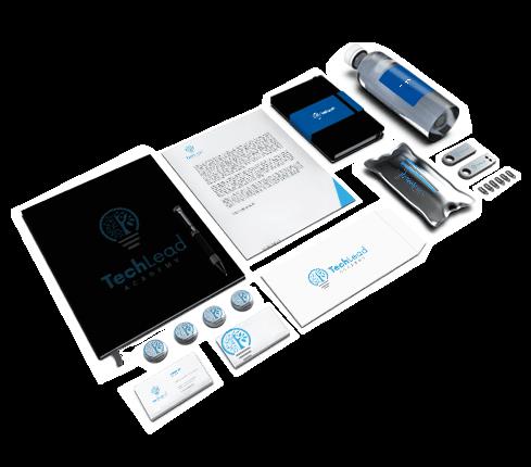 Tech Packaging Design