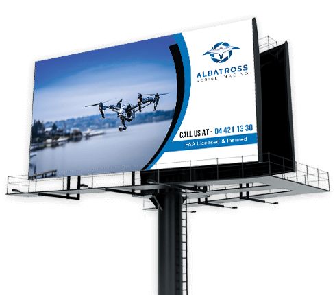 Photography Billboard Design