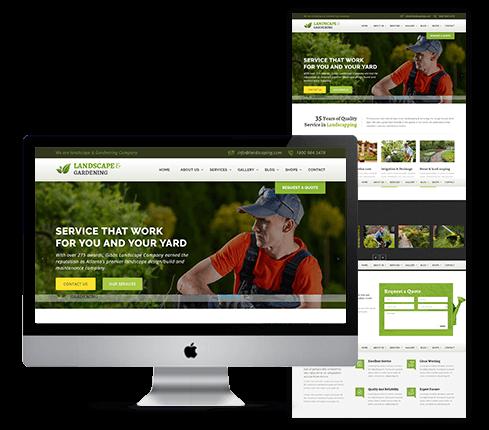 Landscaping Design App
