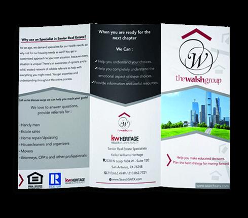 Real Estate Signage Design
