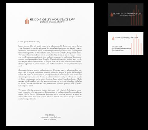 Law Stationery Design