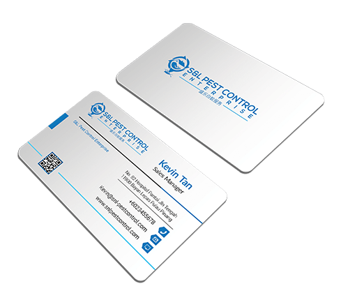 Company Business Card Design