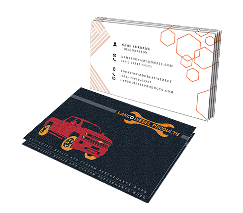 Trucking & Transport Business Cards
