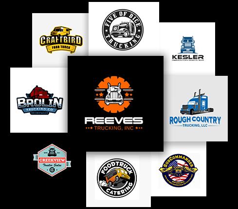 Trucking Business Logos