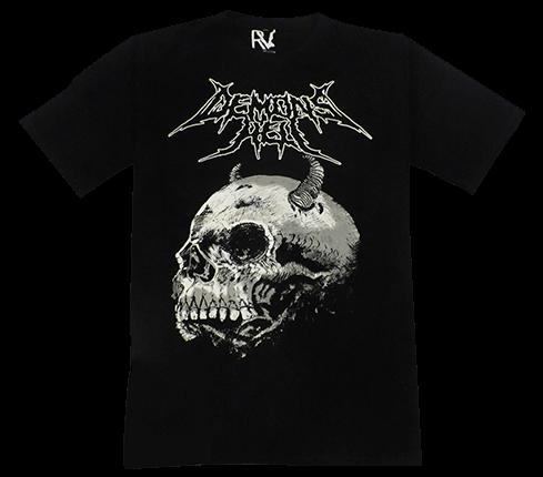Rock Music Band T-Shirt Design