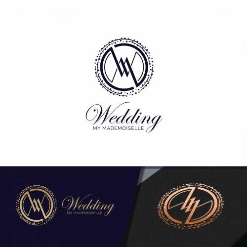 Wedding/event design company logo