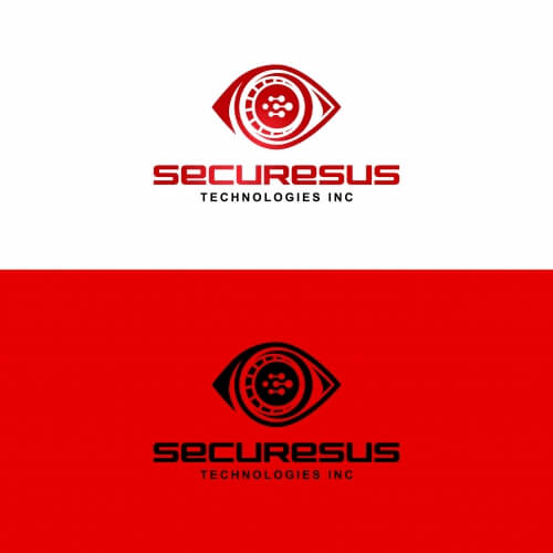 Security and surveillance logo design