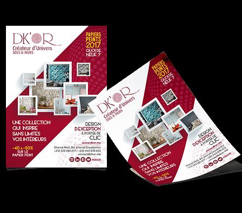 furniture interior graphic design branding services