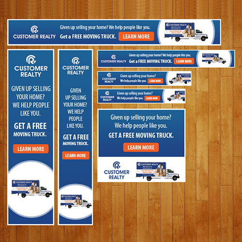 Trucking Graphic Design & Branding Services