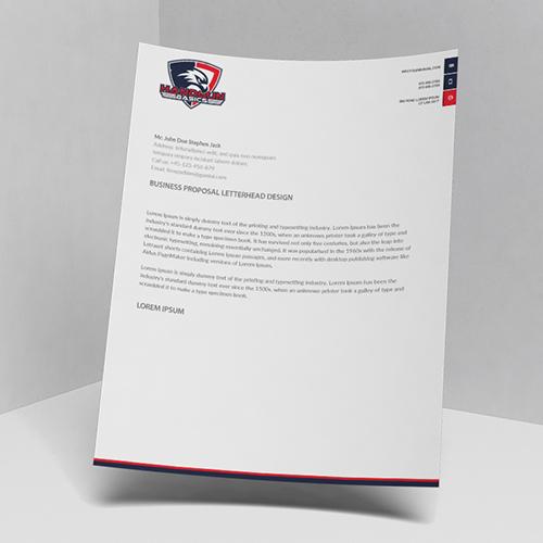 42 Company Letterhead Templates: Attorney Letterhead Designs