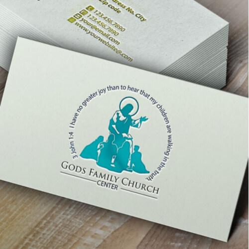 Gods Family Church Logo