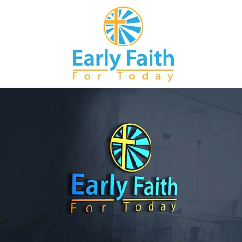 Earth Today Religious Logo