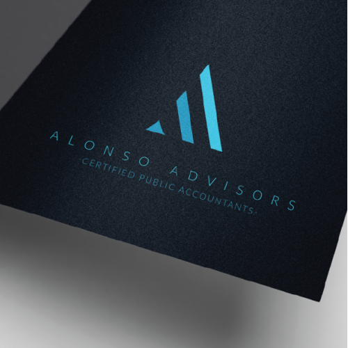 Accounting & Financial Logo