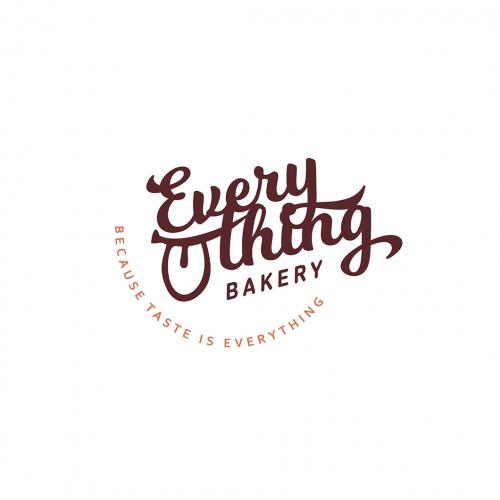 Bakery online logo design