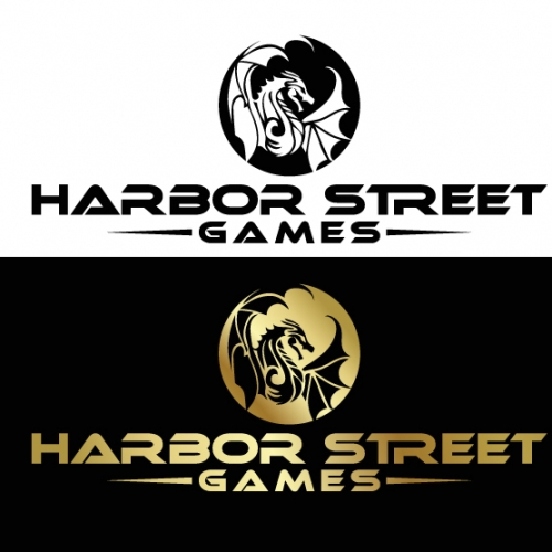 Online Games & Recreation Logo Design